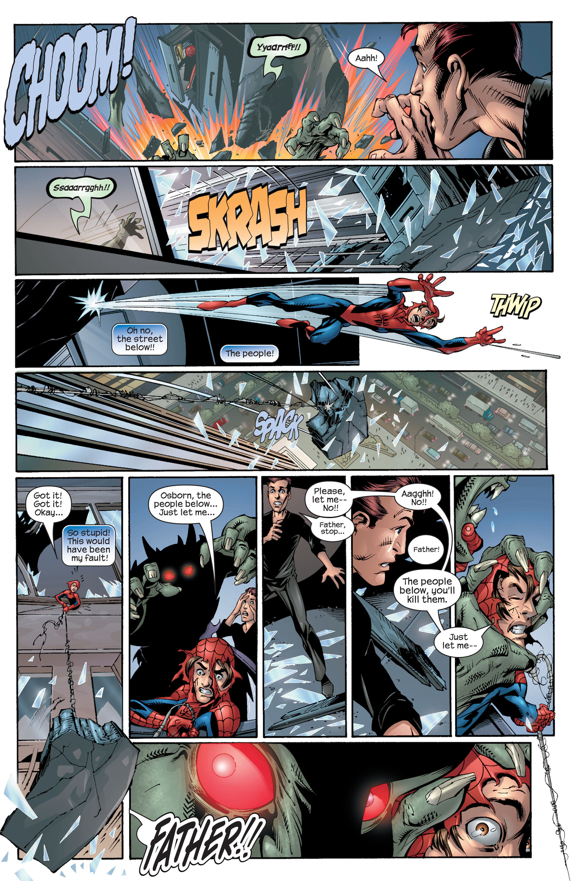 Read online Ultimate Spider-Man (2000) comic -  Issue #27 - 7