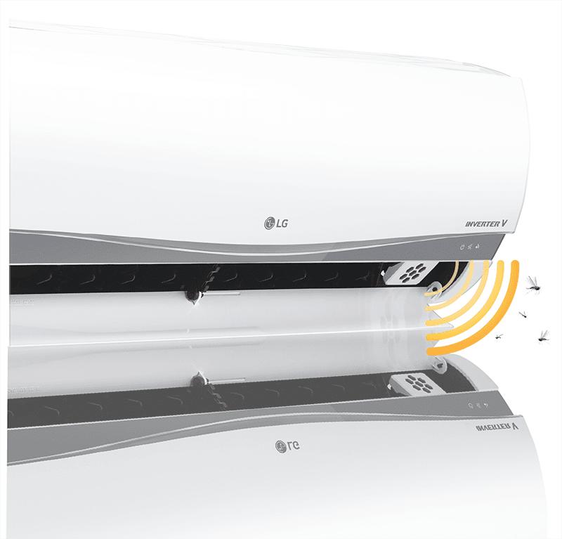 LG Inverter V renders