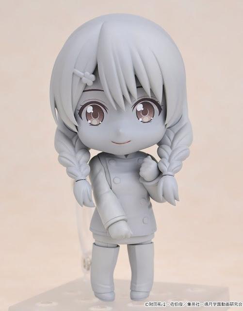 Nendoroid Megumi de Shokugeki no Souma San no Sara