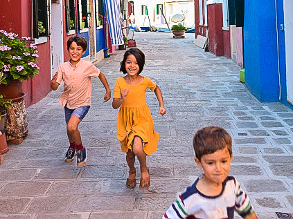 7 Reasons to Take Your Kids to Italy