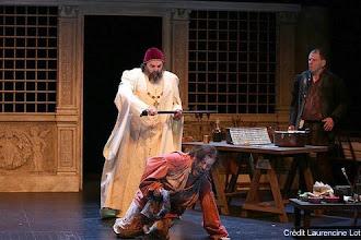 Théâtre : Michel-Ange et les fesses de Dieu, de Jean-Philippe Noël - Avec Jean-Paul Bordes, François Siener - Théâtre 14