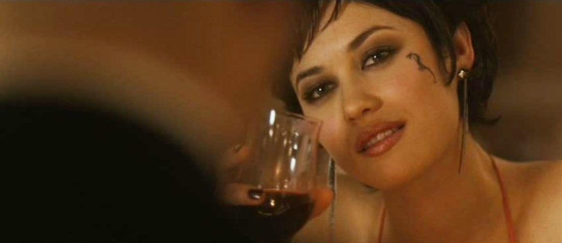 Movie And Tv Cast Screencaps Olga Kurylenko As Nika Boronina In
