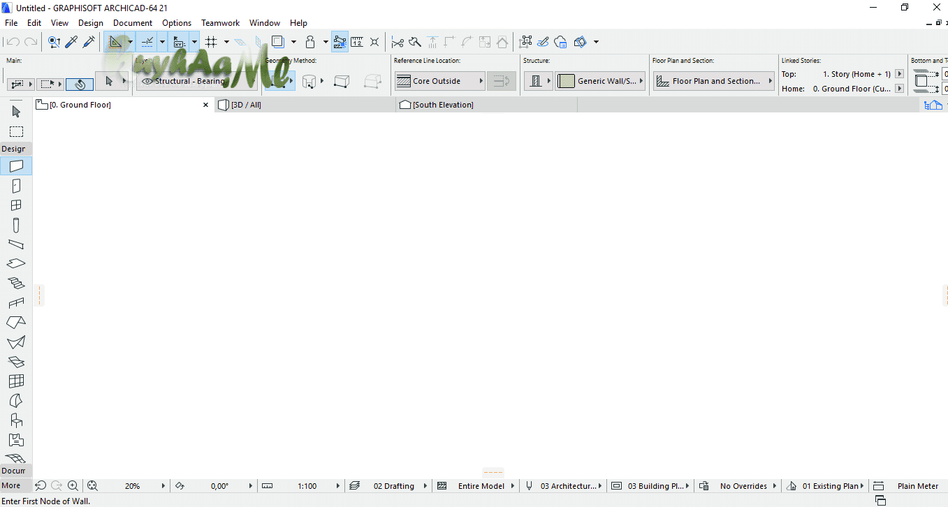 Graphisoft Archicad 21 full