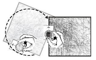 Pengertian Orientasi Peta dan Orientasi Medan beserta Langkah-langkahnya