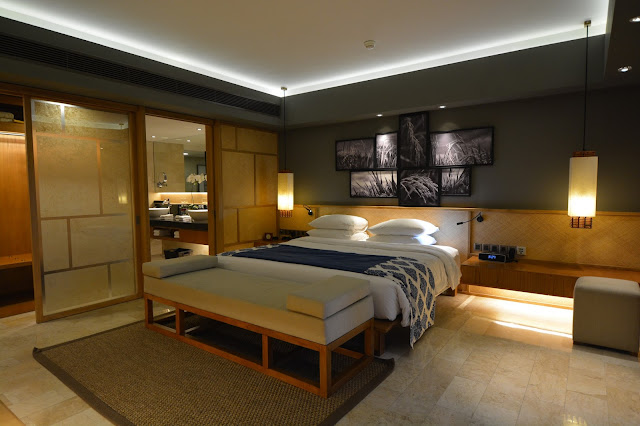 grand hyatt bali hotel resort bedroom review