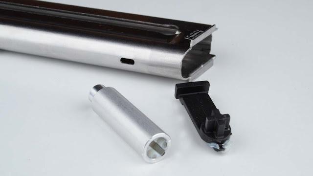 Beretta M9-22, M9, 22LR, Basepad, 92f, 92FS, 90-Two, Trainer, DIY, Hi-Cap, Capacity, Nictaylor00, modification, alter, restriction