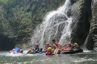 Santirah BodyRafting dan WaterTubing