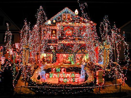 Unique Christmas Decorations: Christmas Lights: The