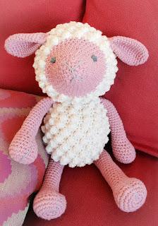 Atelie Debora Alves Amigurumi: ovelha (Beautiful Sheep)