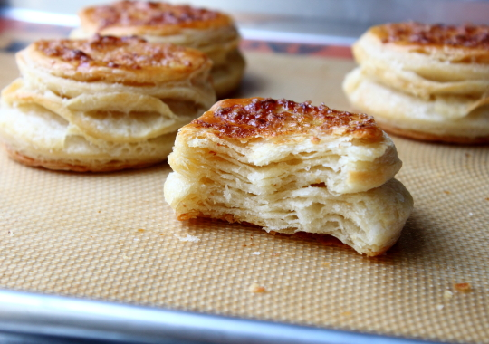 Food wishes video recipes butter puff biscuit dough faster butter puff biscuit dough faster easier and not great for shortcake forumfinder Image collections