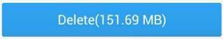 Menghapus File Cache yang tersimpan di Android