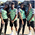 Actress Iyabo Ojo's Children Rock Super Eagles Jersey