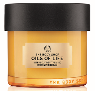 Latest: Oils of Life by The Body Shop
