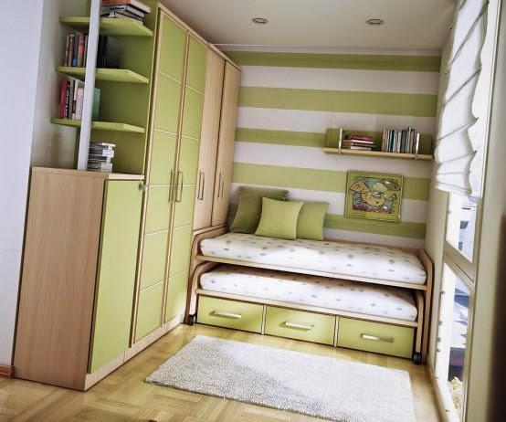 Bilik Tidur Bujang Simple Desainrumahid