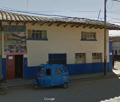 Escuela LIBERTAD - Huamachuco