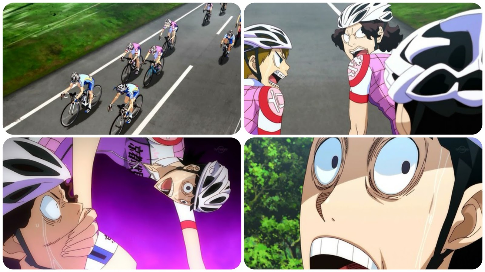 yowamushi pedal episode 1 animeultima