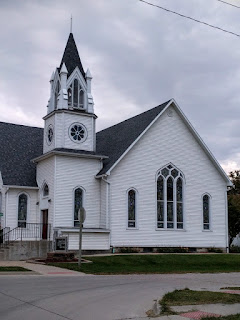 St Charles Parish United Methodist Church, St Charles, Iowa