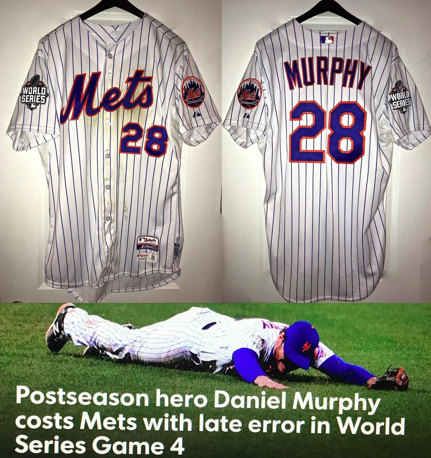TheMediagoon com: What a deal on this Mets Daniel Murphy