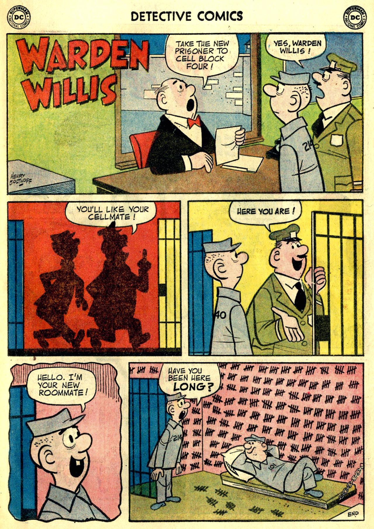 Read online Detective Comics (1937) comic -  Issue #268 - 17