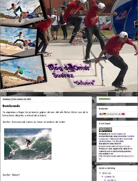 El Blog de Omar Suarez