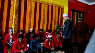Bacaleg Partai PA Di Peusijuek, Sebelum Di Daftarkan Ke KIP Aceh Utara