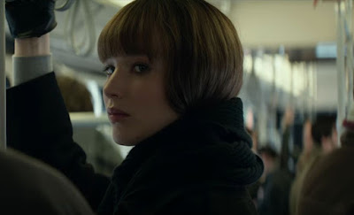 Watch Jennifer Lawrence seductive in all new Trailer of Red Sparrow Movie