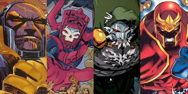 Amalgam Universe, Ketika Supervillain Marvel Fusion dengan Supervillain DC