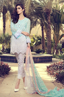 Buy  Pakistani Maria B  Lawn Original 2017 Wholesale Delhi India