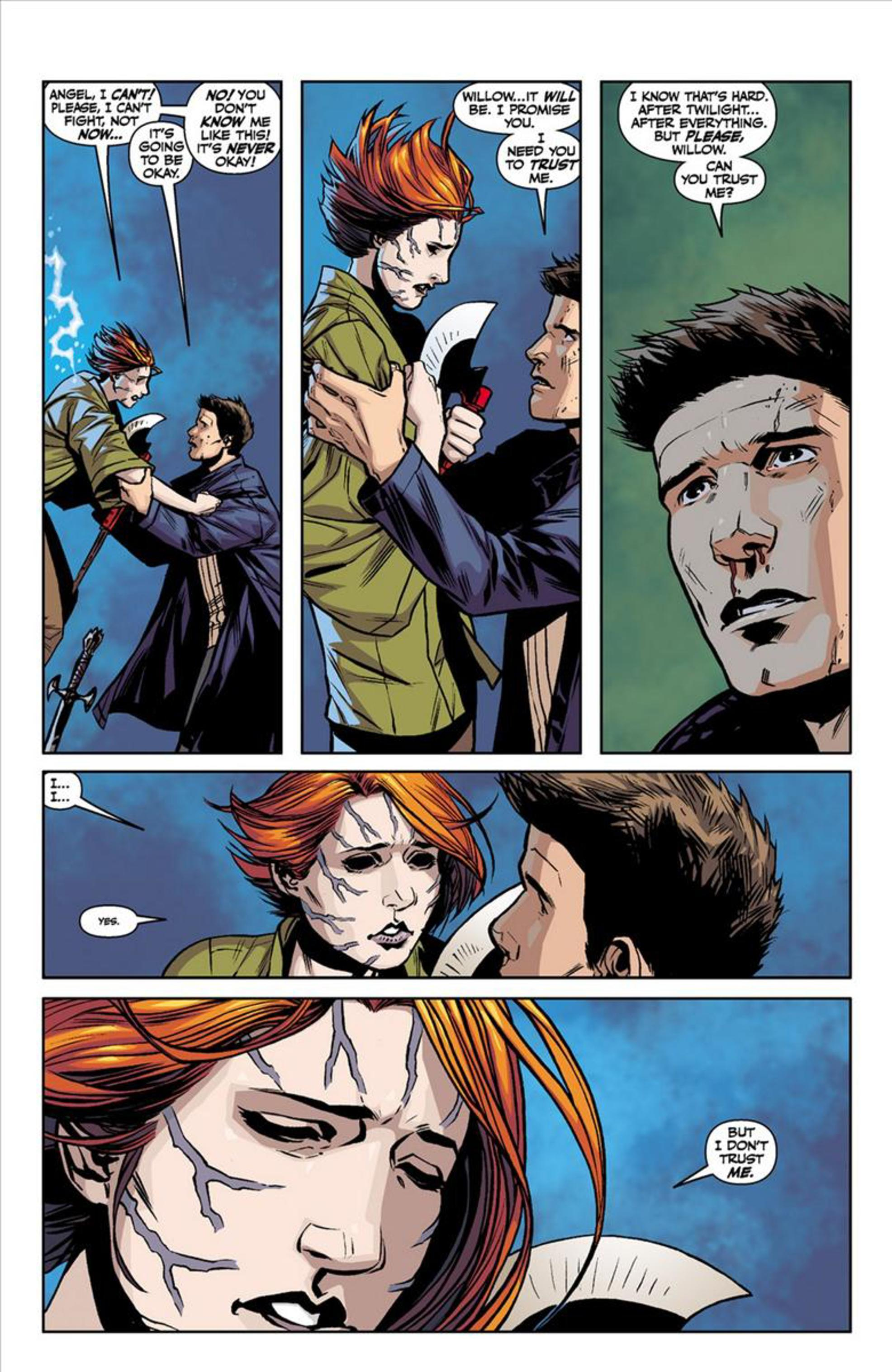 Angel and Faith issue 14 - Page 7