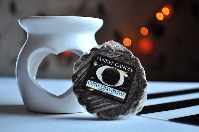 Yankee Candle | Cappuccino Truffle