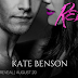 #COVERREVEAL -  Redemption Part Five  Author: Kate Benson  @Katebensonauthr  @agarcia6510