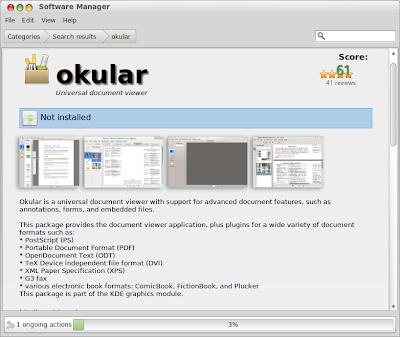 Cara Menginstal Okular di Linux Mint