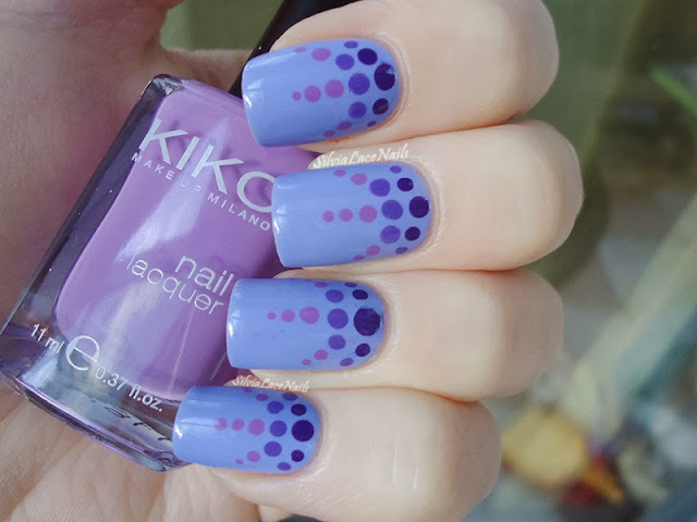 purple gradient dotticure