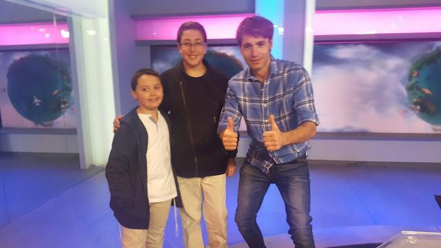 ילד הפלא הדתי שכבש את צופי תכנית הנוער של ערוץ 1