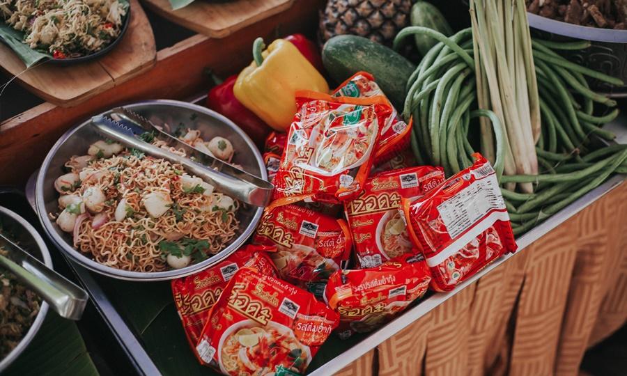 Makanan Asli Selatan Thailand