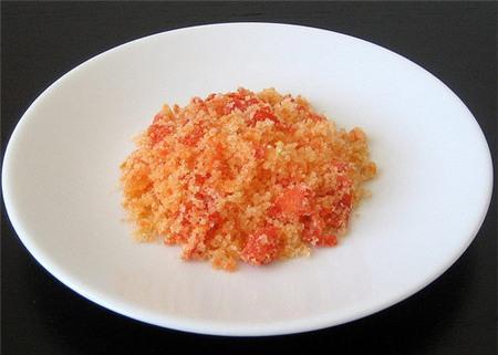 Làm món ăn ngon với muối ớt dùng để chấm