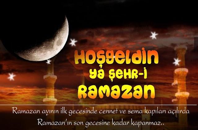 Ramazân-ı Şerîf'in İlk Akşamı ve İlk Gecesi