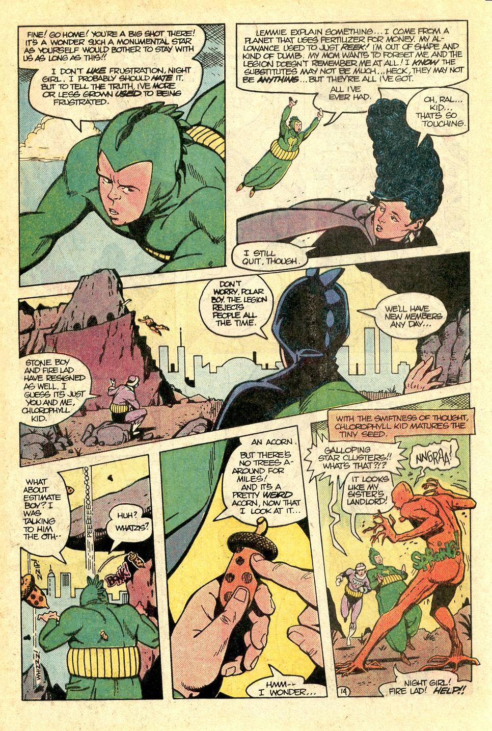 Read online Secret Origins (1986) comic -  Issue #37 - 16