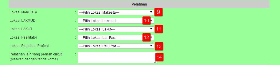 Panduan Pendaftaran Database PASTI IPNU