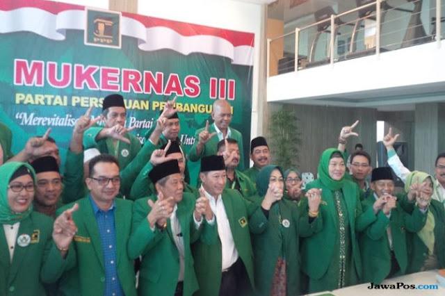 Ini Alasan PPP Humphrey Djemat Ogah Dukung Jokowi