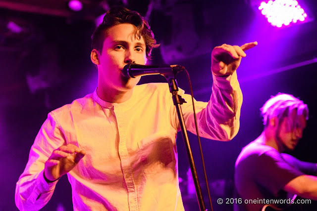 Weathers at The Velvet Underground on August 2, 2016 Photo by John at One In Ten Words oneintenwords.com toronto indie alternative live music blog concert photography pictures