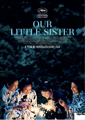 Nuestra hermana pequeña (2015) [BRrip 1080p] [Latino] [Drama]