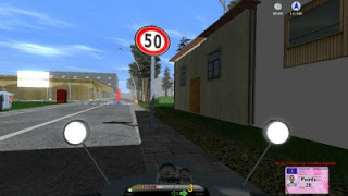 Download Game Safety Driving Simulator Moto