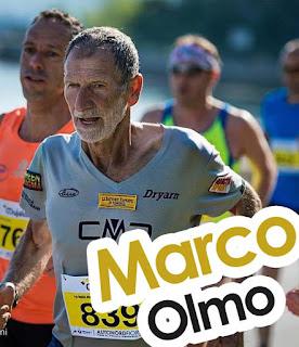 Marco Olmo al Trail delle Rocche del Roero 2019