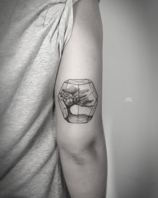 Best Geometric Tattoos Designs