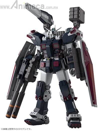 Full Armor Gundam FA-78-1 Ver.Ka Master Grade (MG) 1/100 Model Kit Mobile Suit Gundam THUNDERBOLT