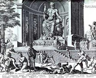تمثال زيوس