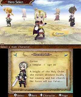 Download The Legend of Legacy 3DS ROM