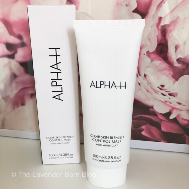AlphaH Clear Skin Blemish Control Mask