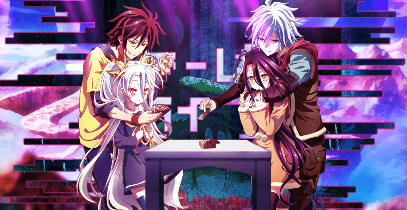No Game No Life(Anim) [Wallpaper Engine Anime]